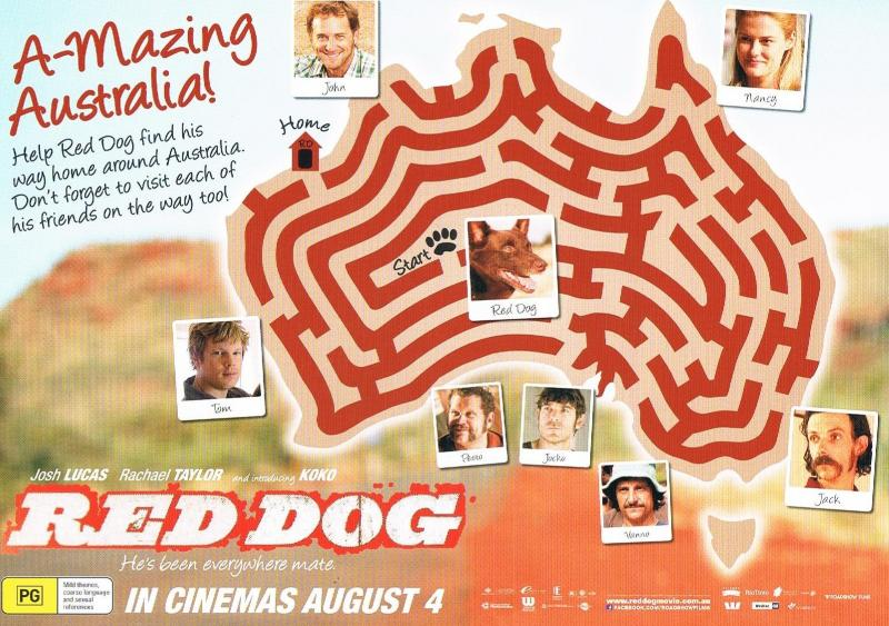 red dog flyer 001